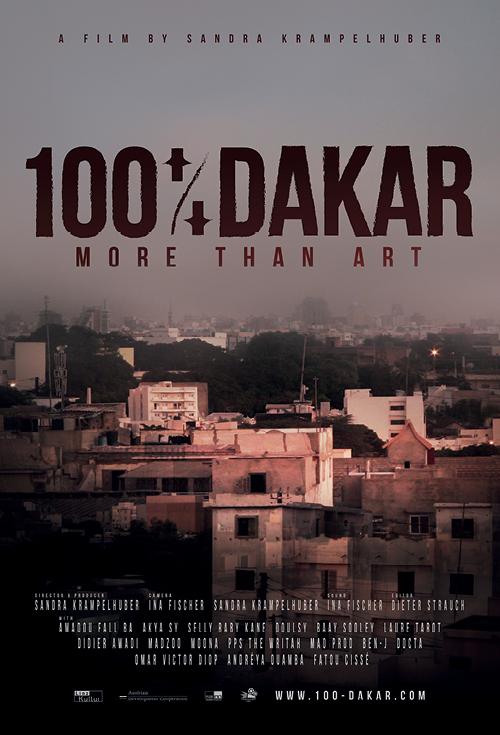 100% Dakar