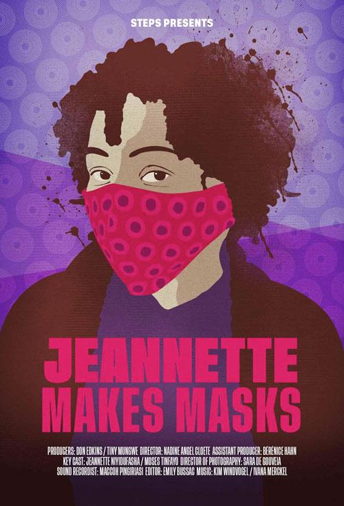 Jeanette Makes Masks