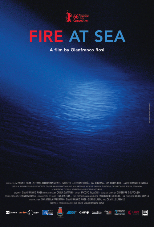 Fire at Sea