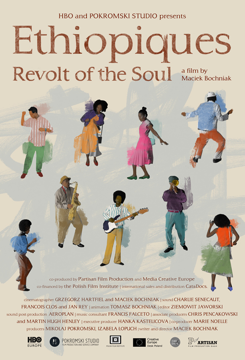 Ethiopiques –  Revolt of the Soul