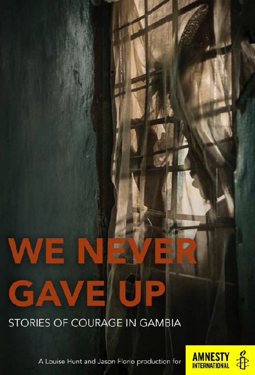 We Never Gave Up