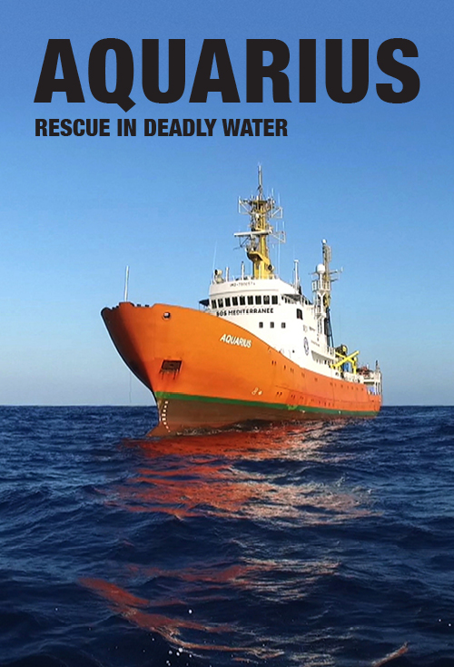 Aquarius, Rescue in Deadly Water Trailer