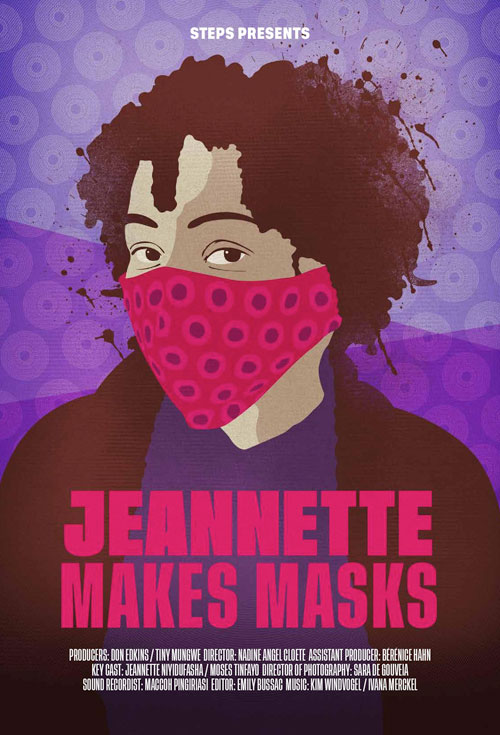 Jeanette Makes Masks