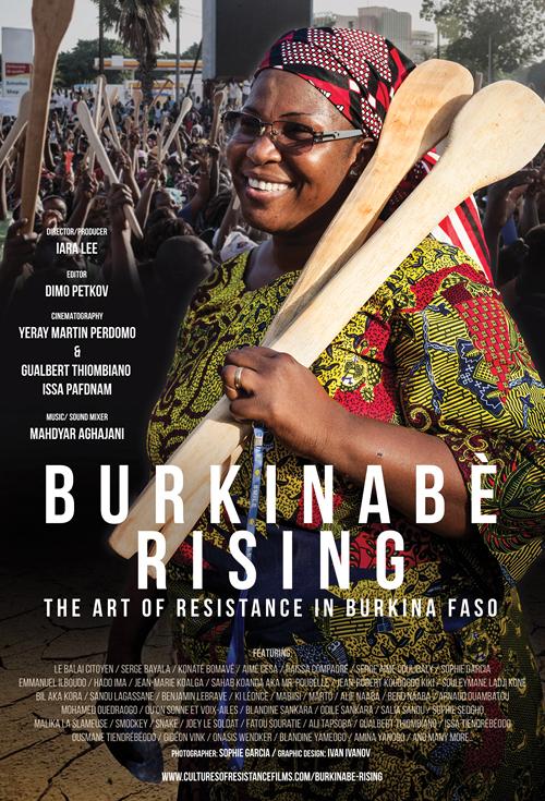 Burkinabé Rising: The Art of Resistance in Burkina Faso